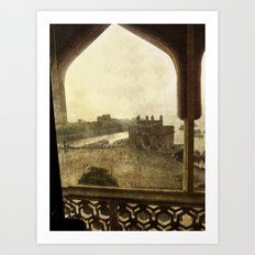 Gateway of India, Mumbai Art Print