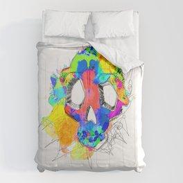 Neonderthal Skull Comforters