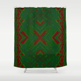 All Arrows Point! Shower Curtain
