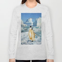 Penguin Chick In The Arctic Long Sleeve T-shirt