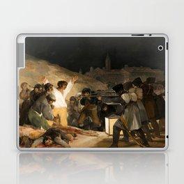 The Third of May by Francisco Goya, 1814 Laptop & iPad Skin