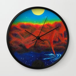 Divide Wall Clock