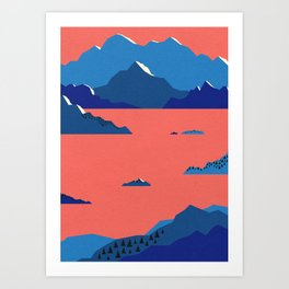 Rosi Feist – Swedish Mornings Art Print