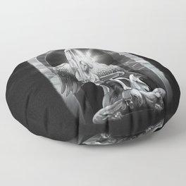 Archangel Michael  Floor Pillow