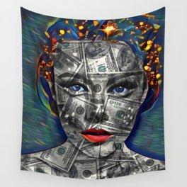 She No.7 Wall Tapestry