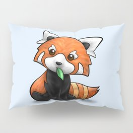 Red Panda or Red Cat-Bear? Pillow Sham