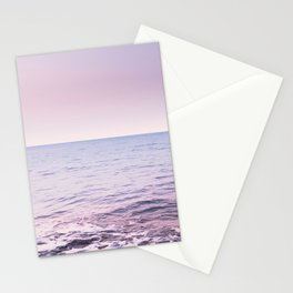 Blissful Ocean Dream #2 #pastel #wall #decor #art #society6 Stationery Cards