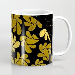 Afro Diva : Gold Coffee Mug