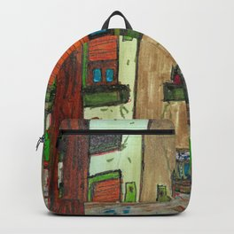 Grilled Cheese & Museum  Backpack