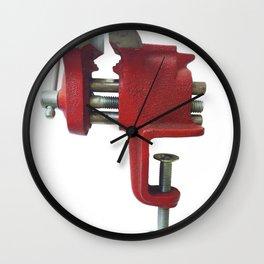 Advice Vice Wall Clock