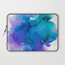 Watercolor Dream Laptop Sleeve