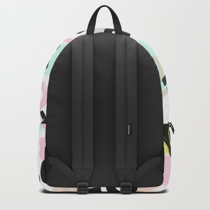 Ink Perception 003 Backpack