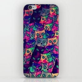 Cats  New colour No. 1 popularity 316 iPhone Skin