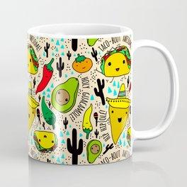 Kawaii Fiesta Coffee Mug