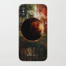DUNE Planet Arrakis Poster Slim Case iPhone X