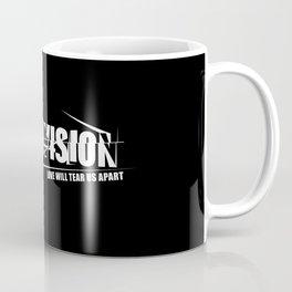 Rock graphic art - 80s alternative band JOY DIVISION #WHITE Coffee Mug