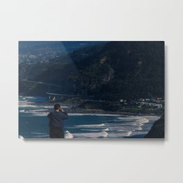 'How's the Serenity?' Metal Print