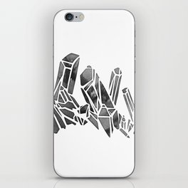 Smokey Quartz iPhone Skin