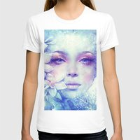 sale T-shirts featuring December by Anna Dittmann
