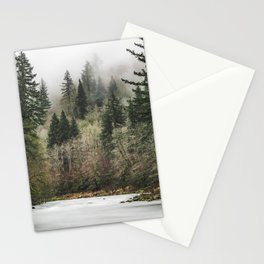 Pacific Northwest Forest River - 24/365 Stationery Cards