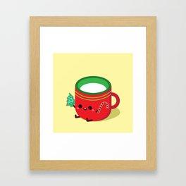 Baby Milk Framed Art Print