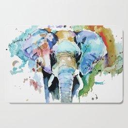 Animal painting Cutting Board