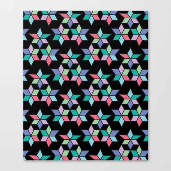 pattern t 6 Canvas Print