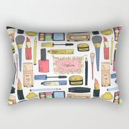 Cosmetic pattern Rectangular Pillow