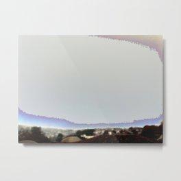 Dry Weather Metal Print