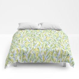 Growth Green Comforters