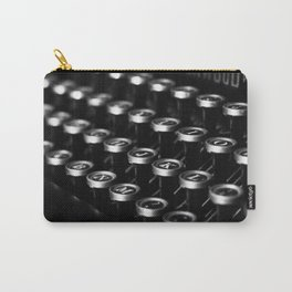 Typewriter Carry-All Pouch