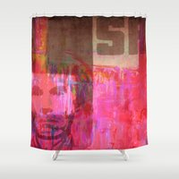 usa Shower Curtains featuring USA by Fernando Vieira