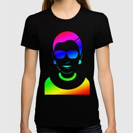 Rainbow Notorious RBG T-shirt