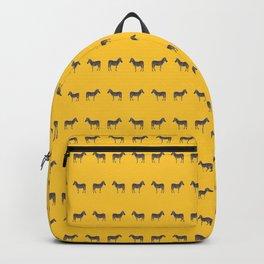 Life's a Zoo in Zebra Backpack