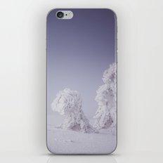 Snowy creatures iPhone & iPod Skin
