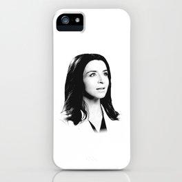 Amelia Shepherd iPhone Case