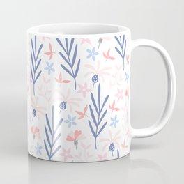 floral (76) Coffee Mug