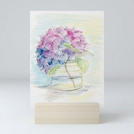 Hydrangea, Still Life Mini Art Print