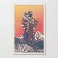 Mellifluous Canvas Print
