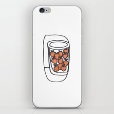 Strawberries iPhone & iPod Skin