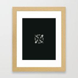 Interdict Framed Art Print