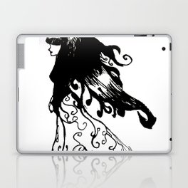 Tribute to Miguel Hernandez #4 Laptop & iPad Skin