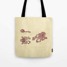 Lego Octopus Tote Bag