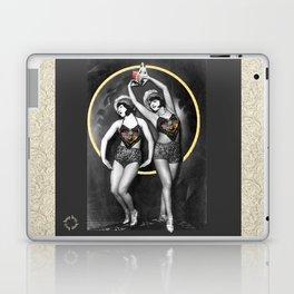 The Fiddlebittery Girls Laptop & iPad Skin