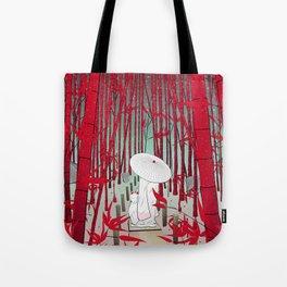 Yuki- onna Tote Bag