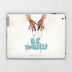 Be Yourself Laptop & iPad Skin