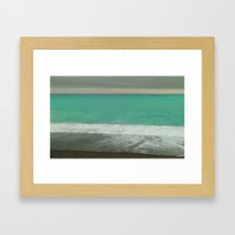 Horizon Line Framed Art Print