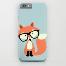 Hipster Red Fox Slim Case iPhone 6