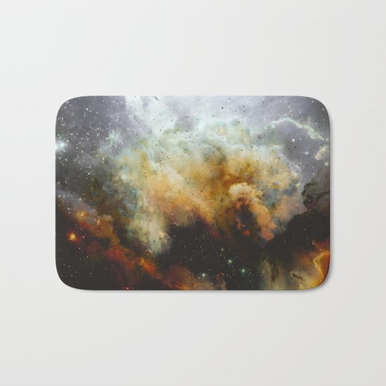 Mysteries of the Universe Bath Mat