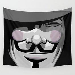 Vendetta Wall Tapestry